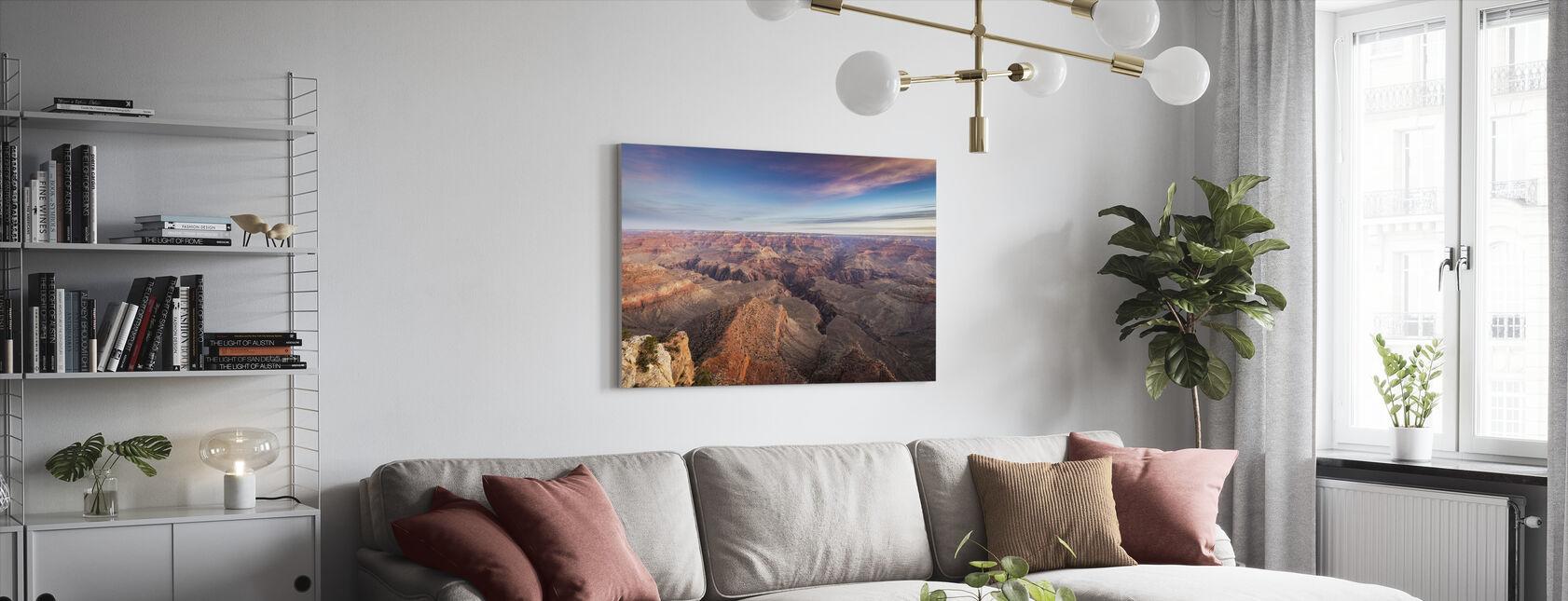 Grand Canyon National Park - Billede på lærred - Stue