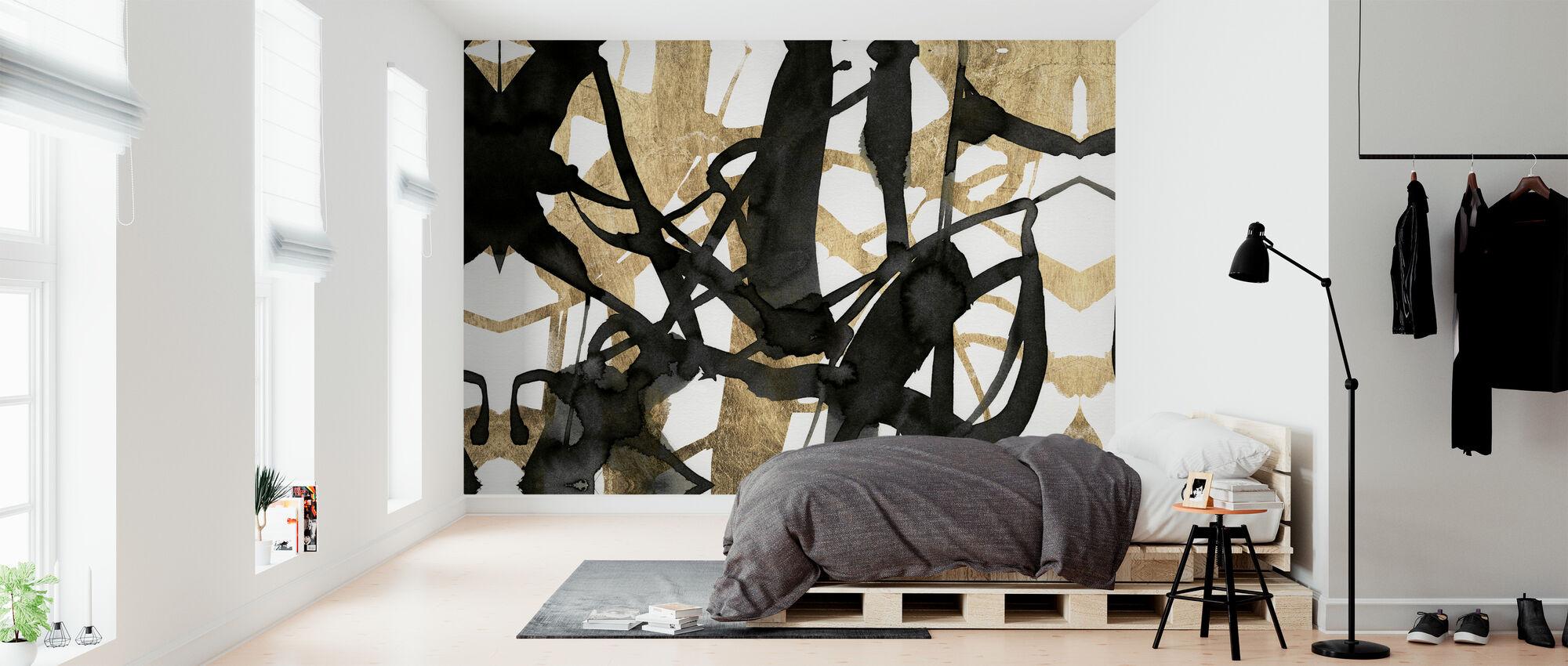 Dekorert Luxe - Tapet - Soverom