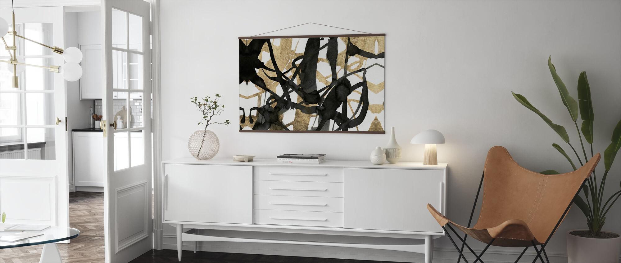 Dekorert Luxe - Plakat - Stue