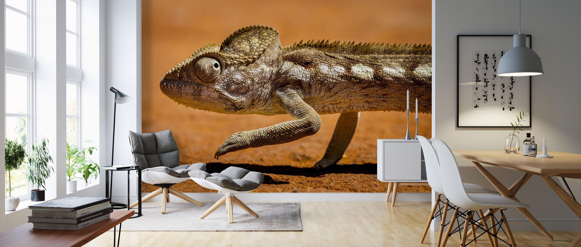 Chameleon III - Wallpaper - Living Room