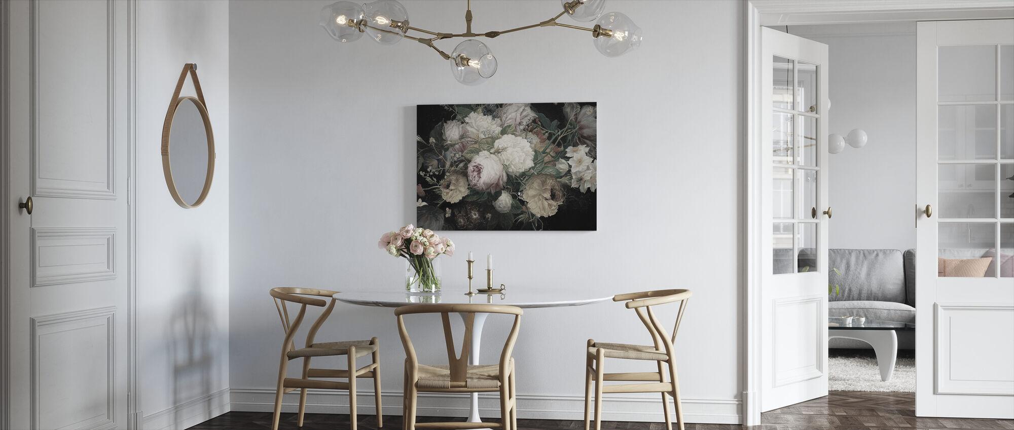 Bohemian Arrangement - Canvas print - Kitchen