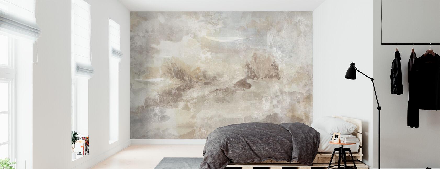 Paisaje de Oeuvre - Papel pintado - Dormitorio