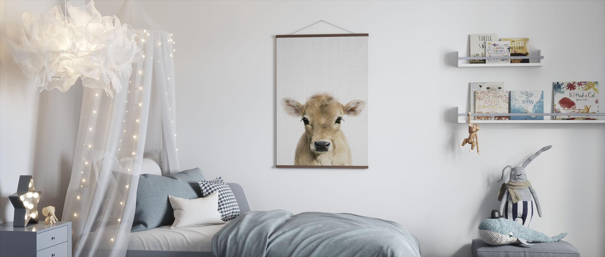 Calf - Poster - Kids Room