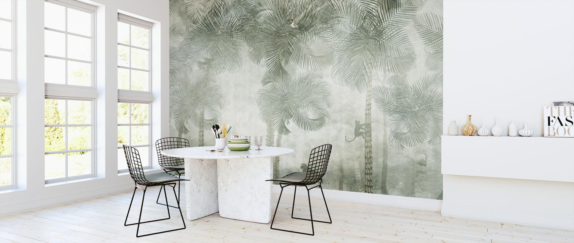 Monkeys Residence V - Wallpaper - Kitchen