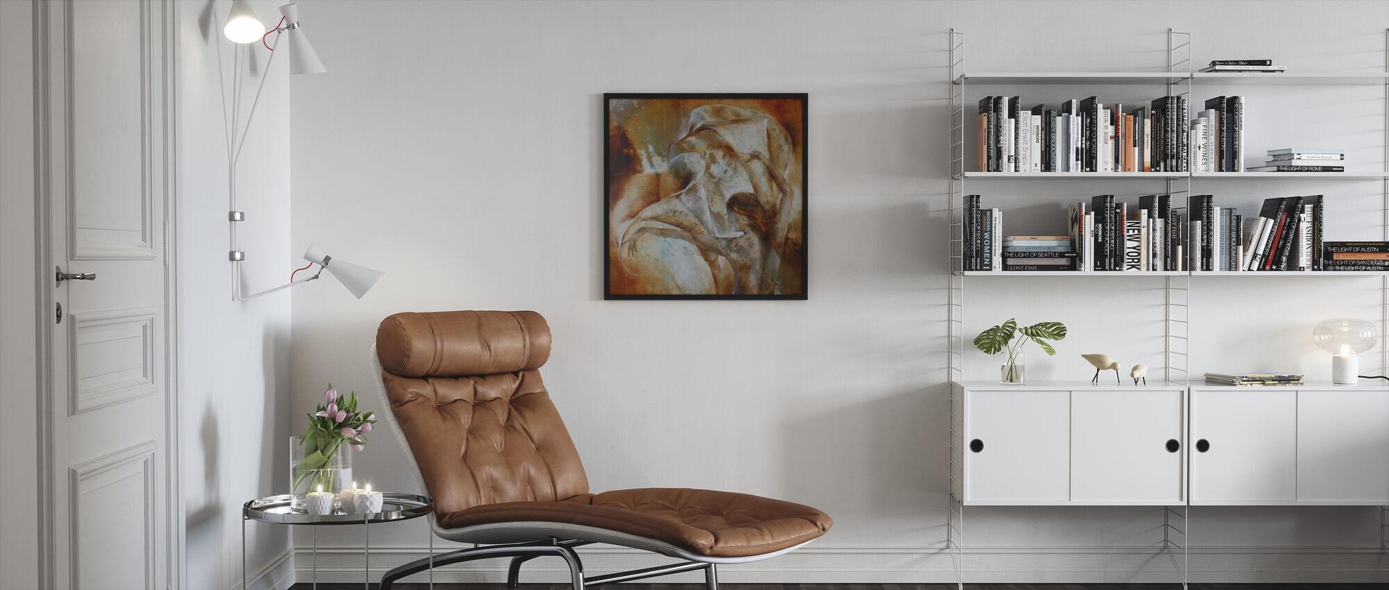 Allegro - Framed print - Living Room