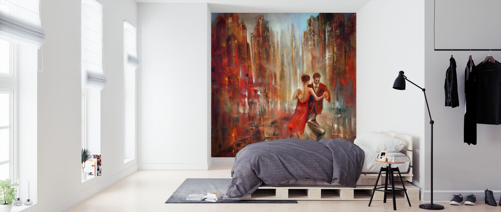 Tango - Wallpaper - Bedroom