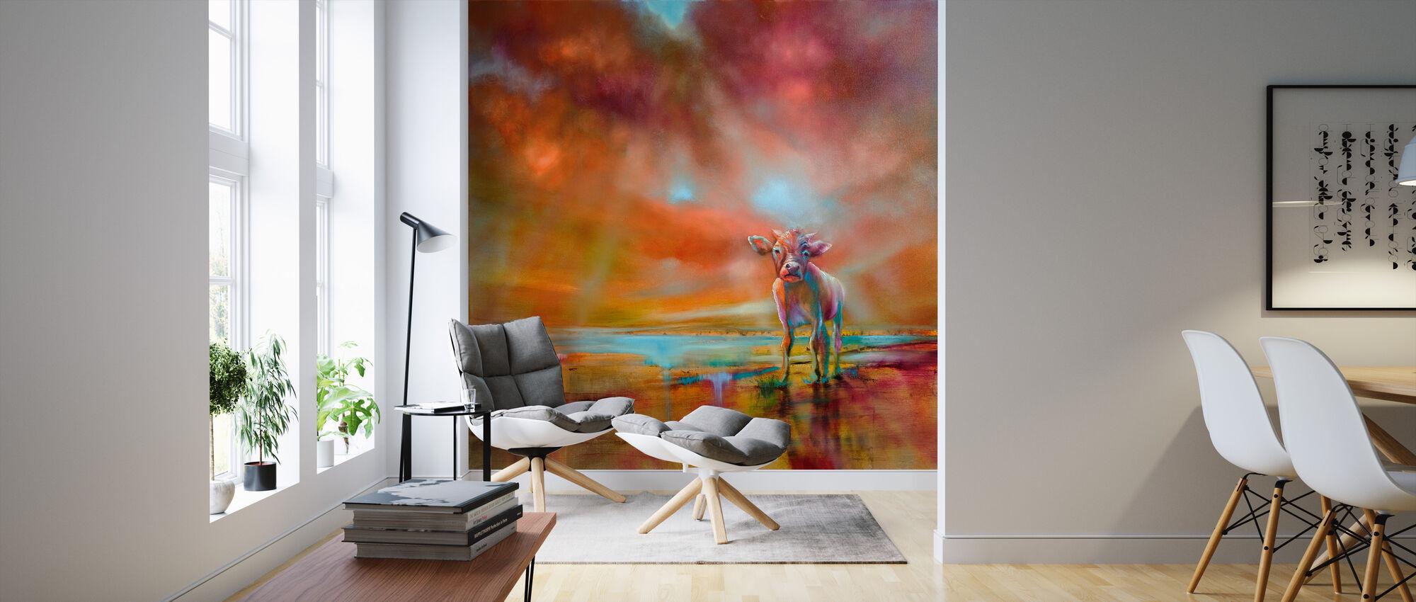 Colorful - Wallpaper - Living Room