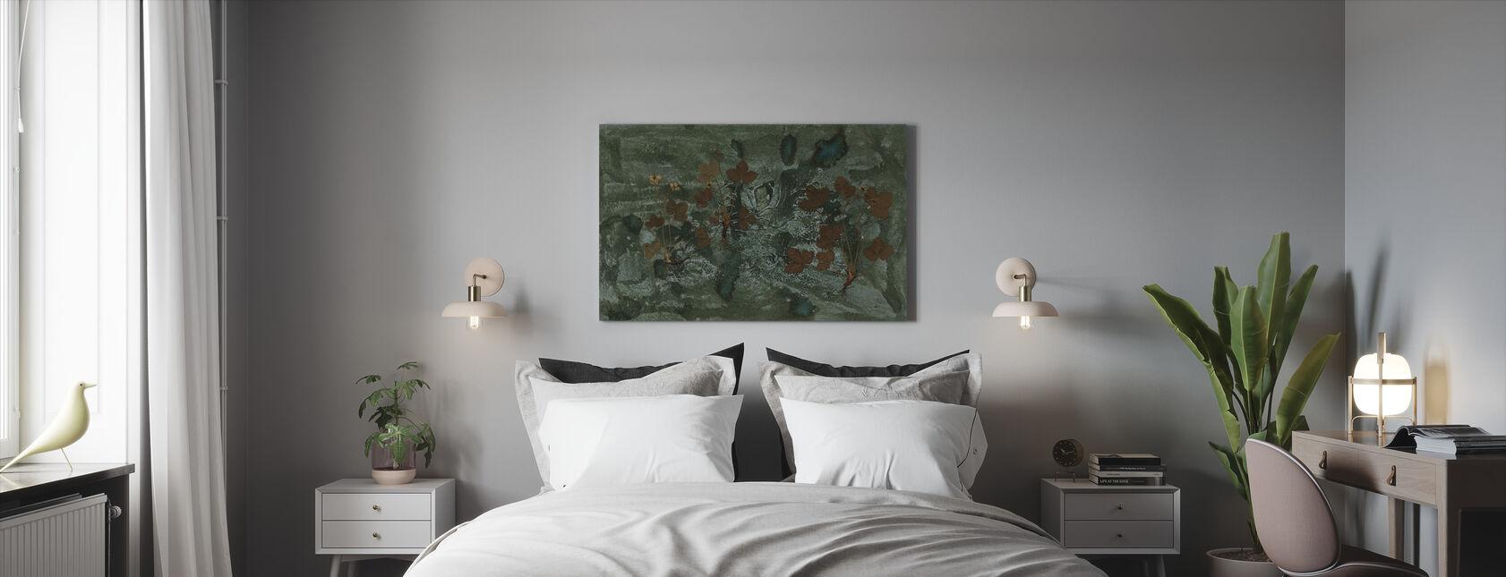Bibi - Canvas print - Bedroom
