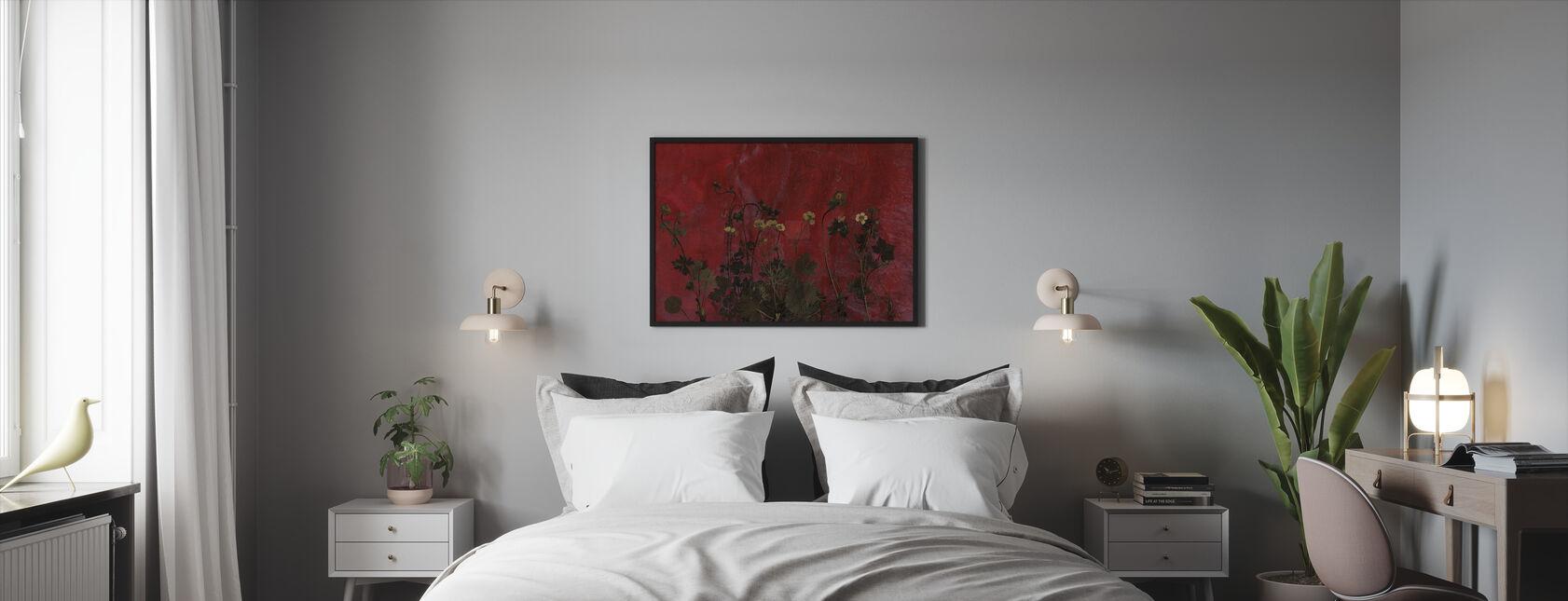Meadow - Framed print - Bedroom