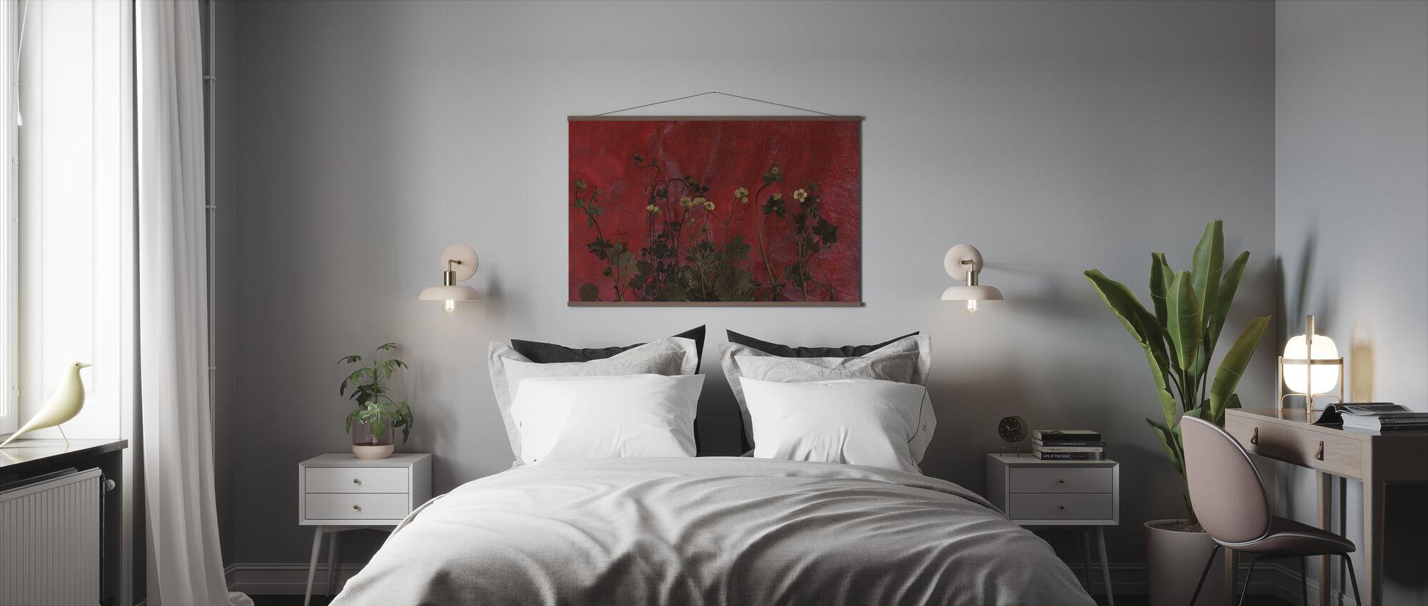 - Eng - Plakat - Soveværelse