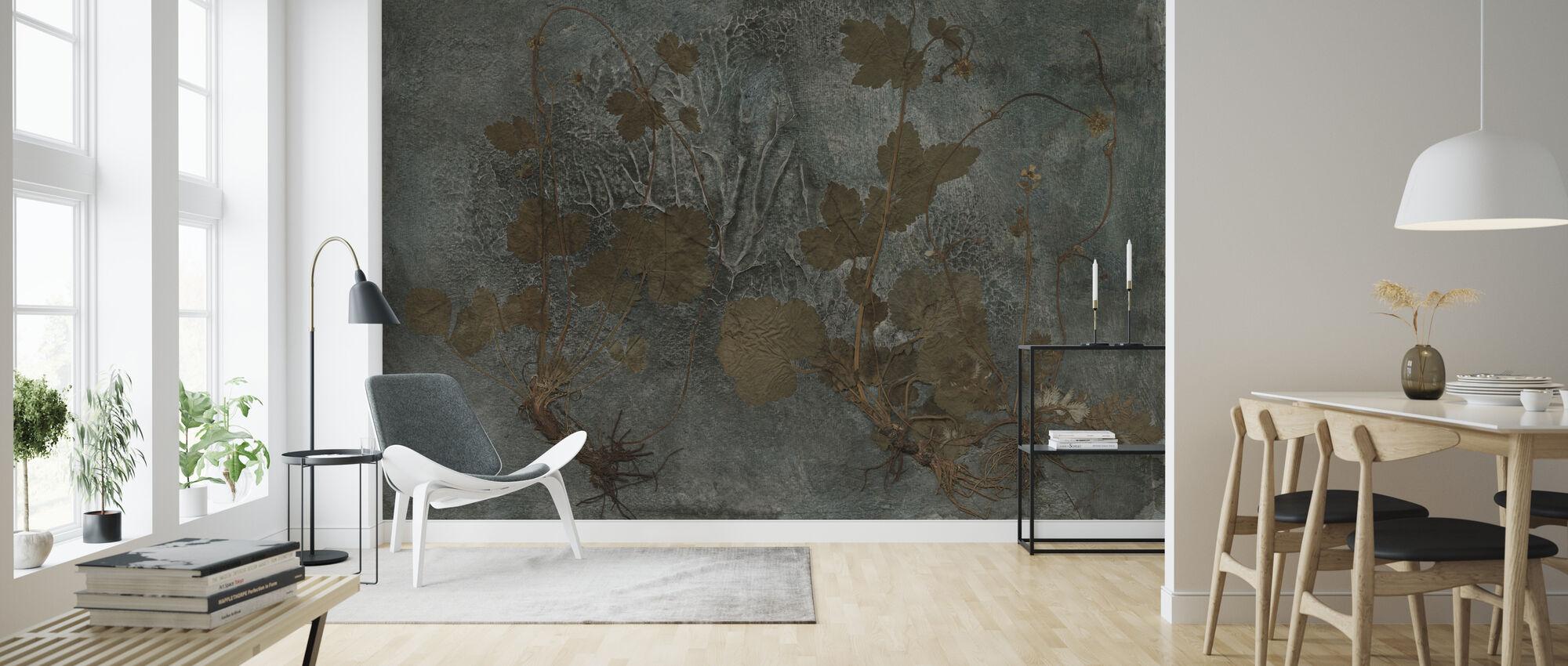 Melange - Wallpaper - Living Room