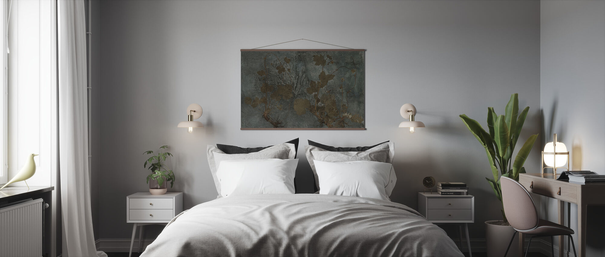 Melange - Juliste - Makuuhuone