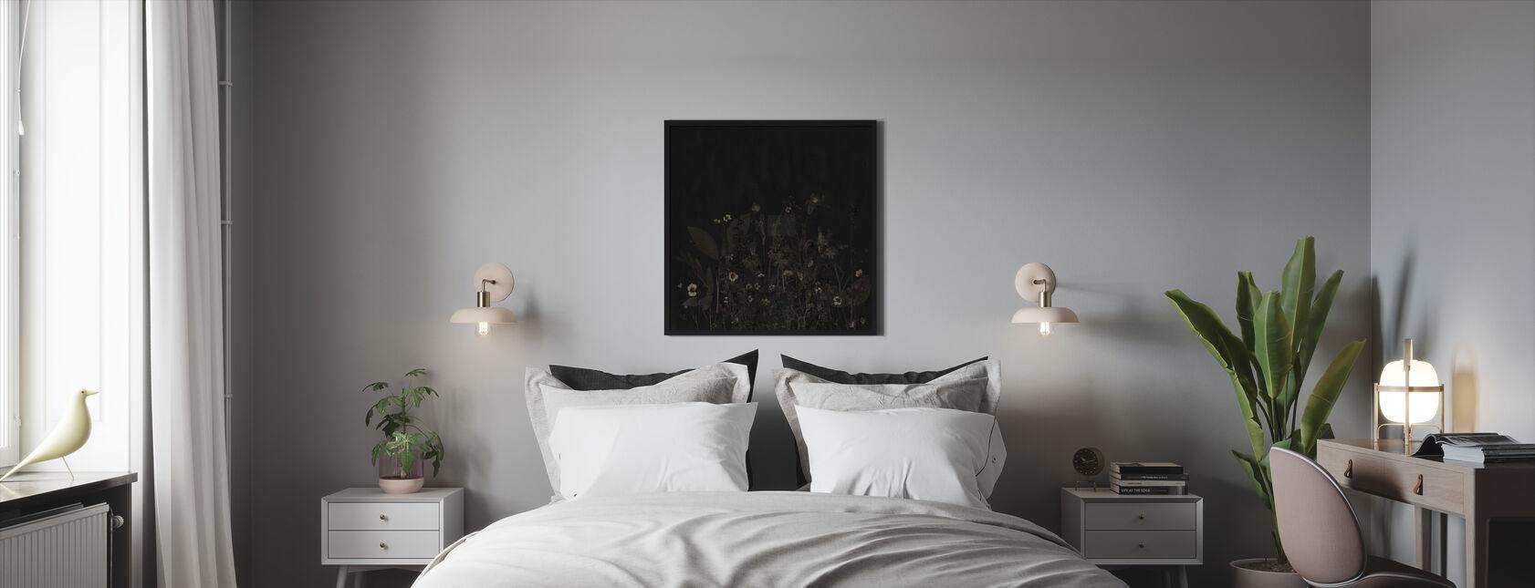 Nocturnal - Framed print - Bedroom