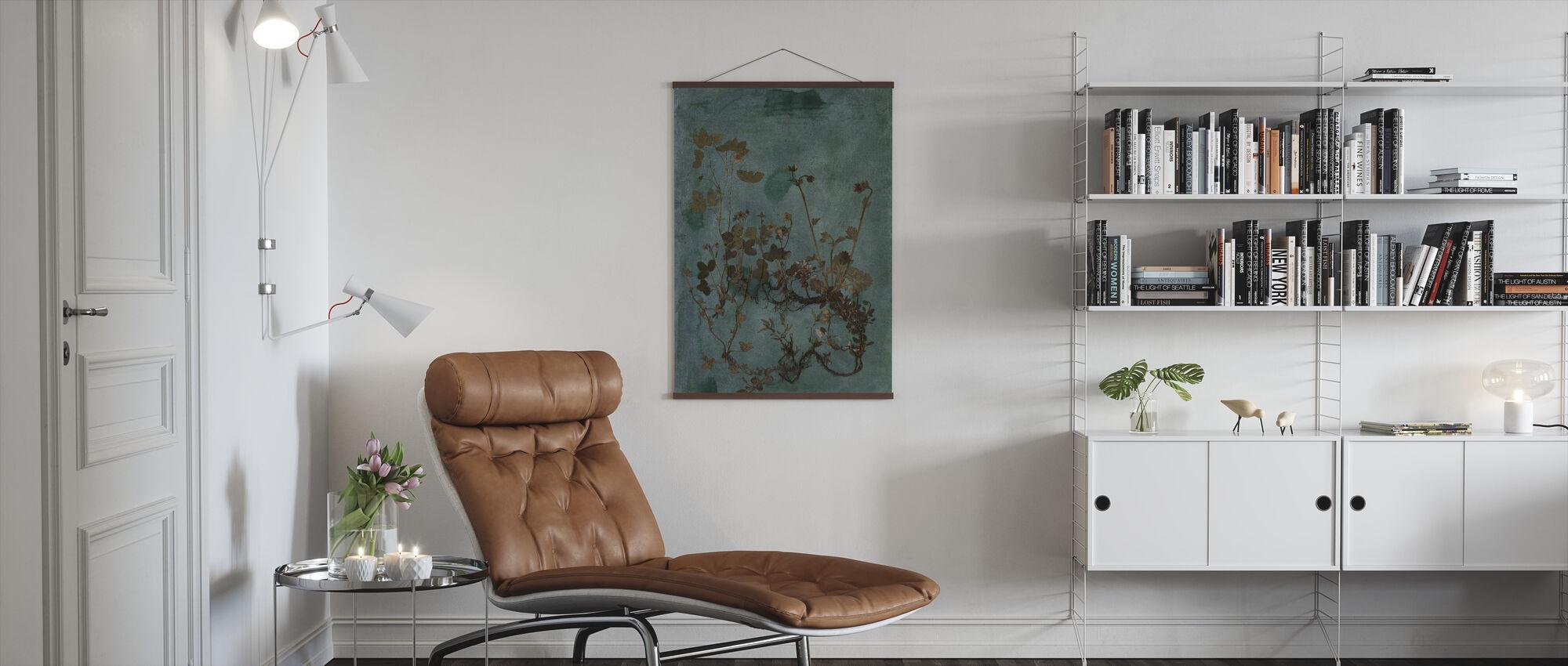 Rhizome - Poster - Living Room
