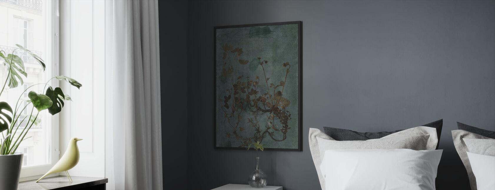 Rizoma - Print enmarcado - Dormitorio