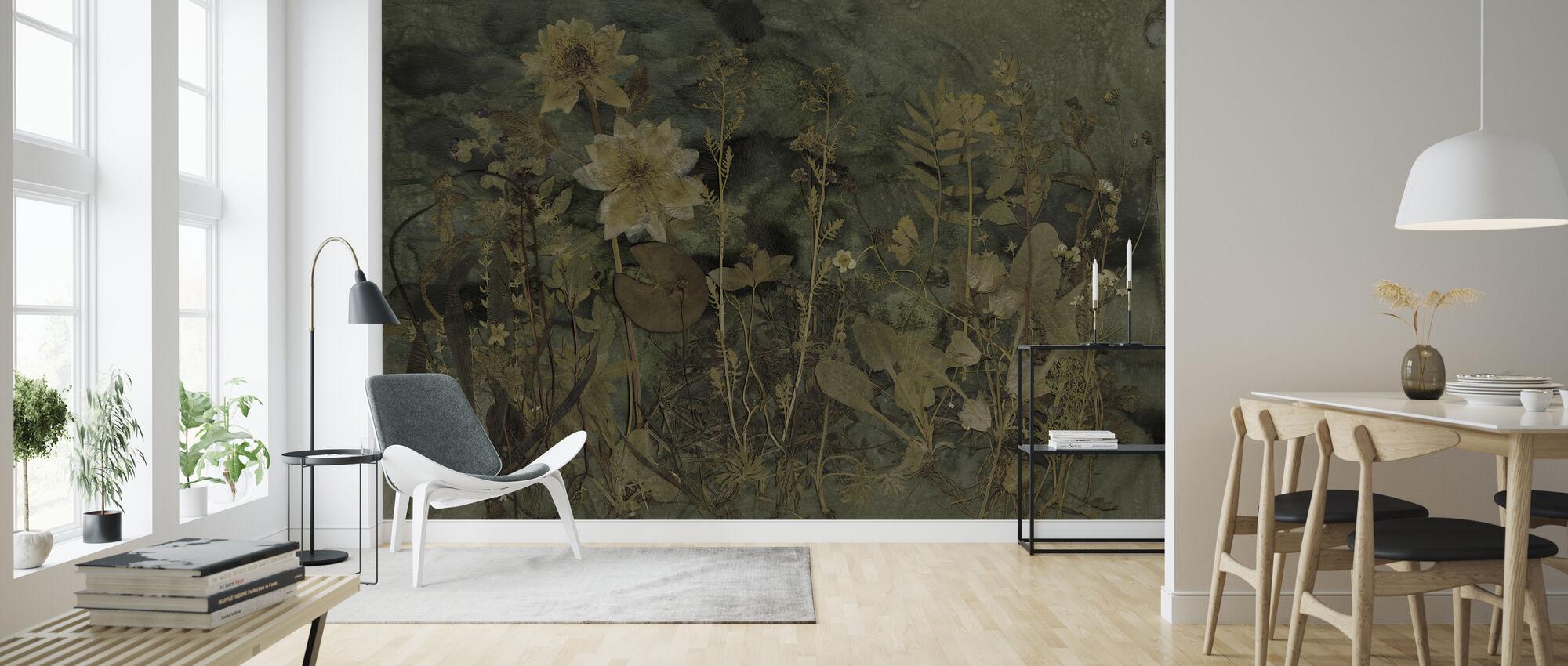 Teddy - Wallpaper - Living Room