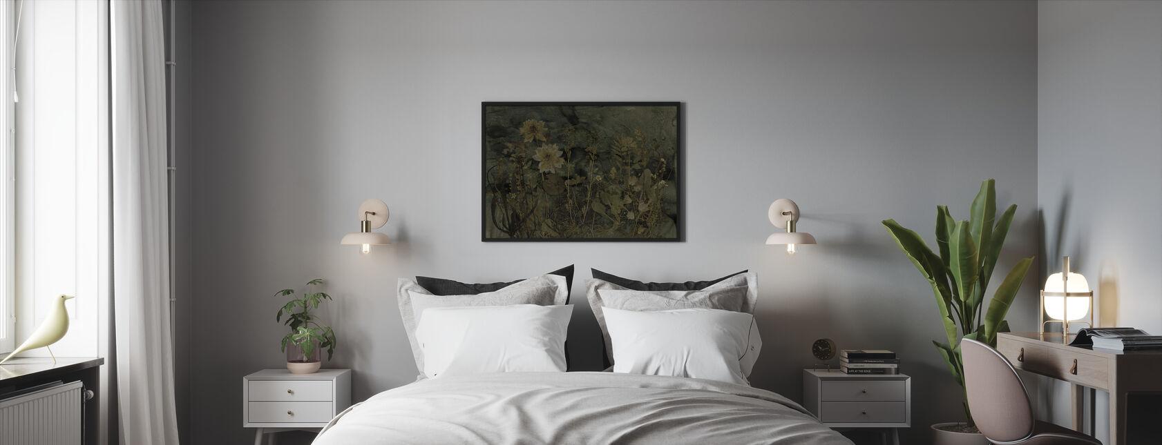 Teddy - Framed print - Bedroom