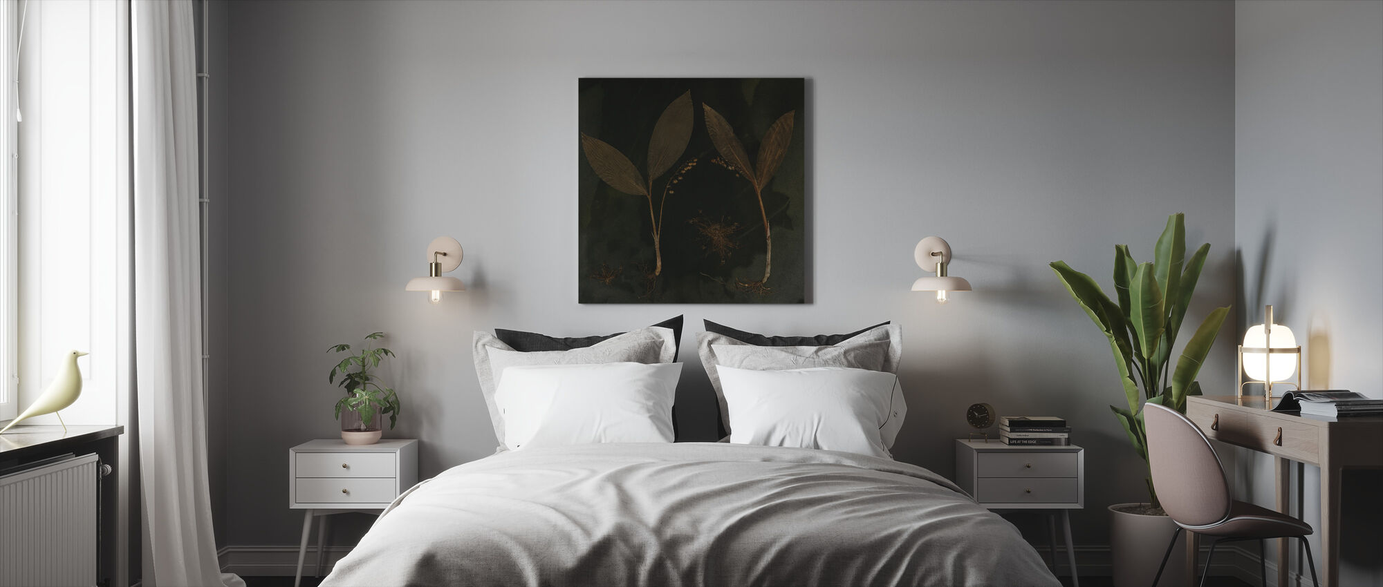Glade - Canvas print - Bedroom