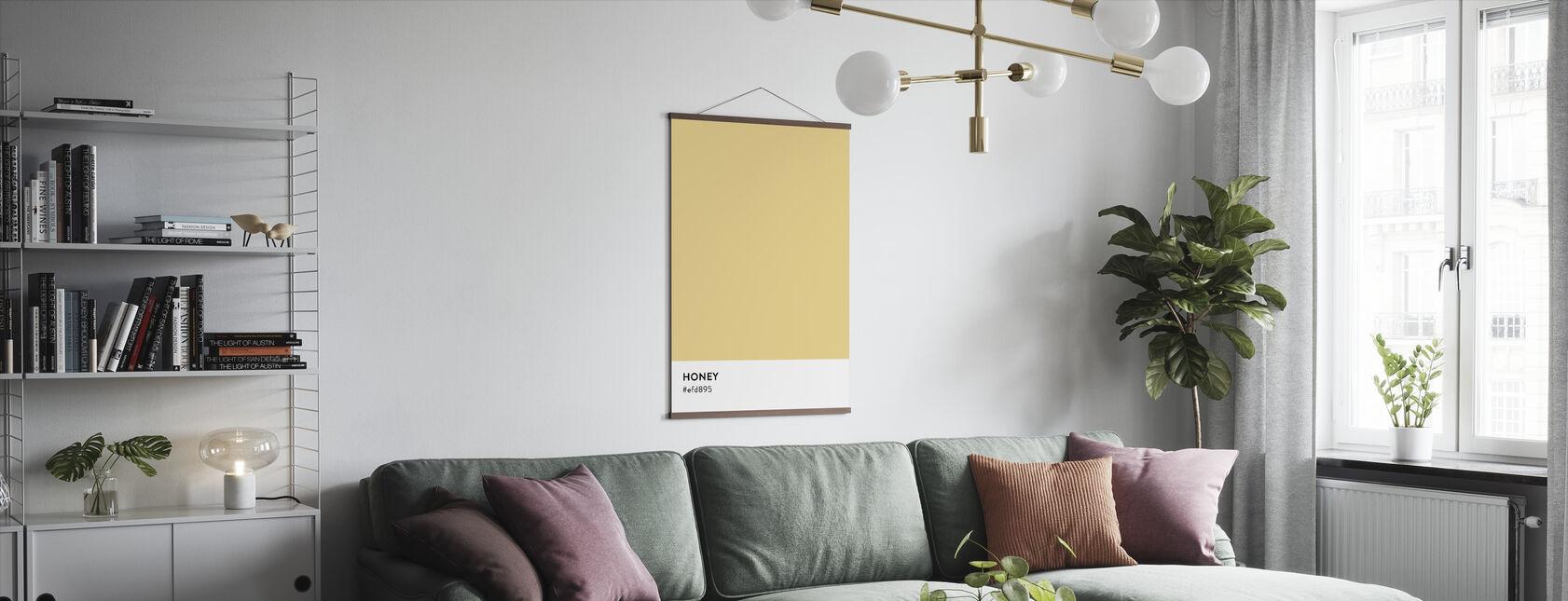 Honey - Poster - Living Room