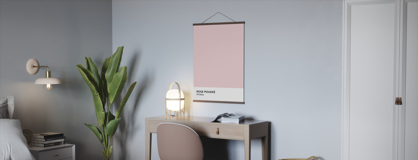 Rose Poudee - Plakat - Kontor