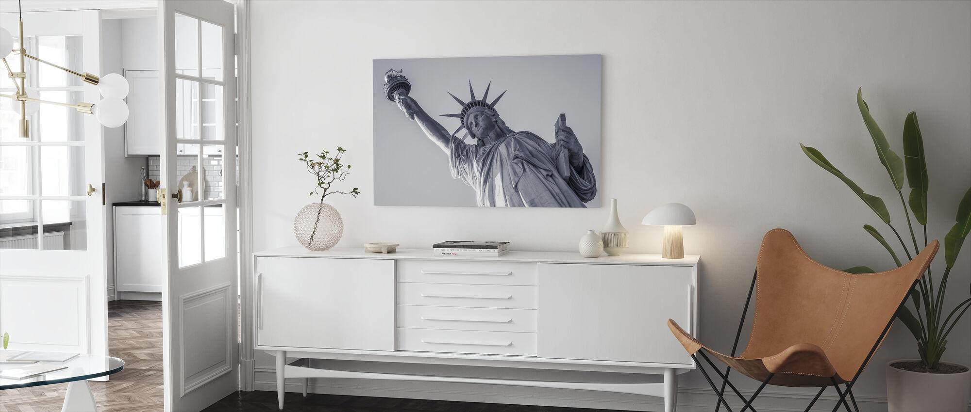 Statue of Liberty - Canvas print - Living Room