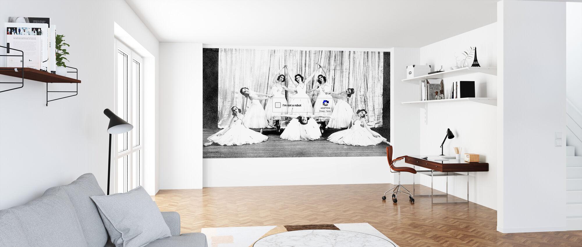 Im Not a Robot - Wallpaper - Office