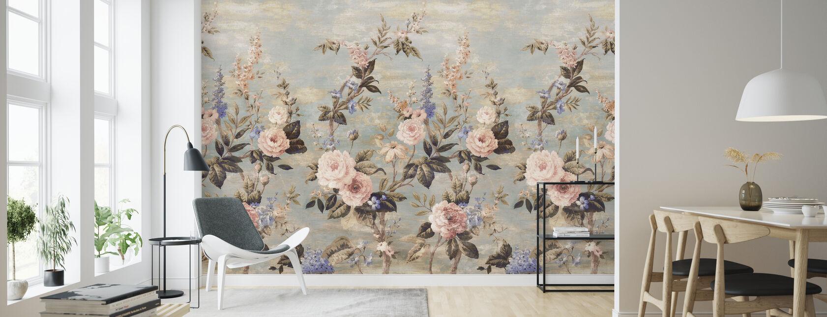 Fairy Tale Botanic - Wallpaper - Living Room