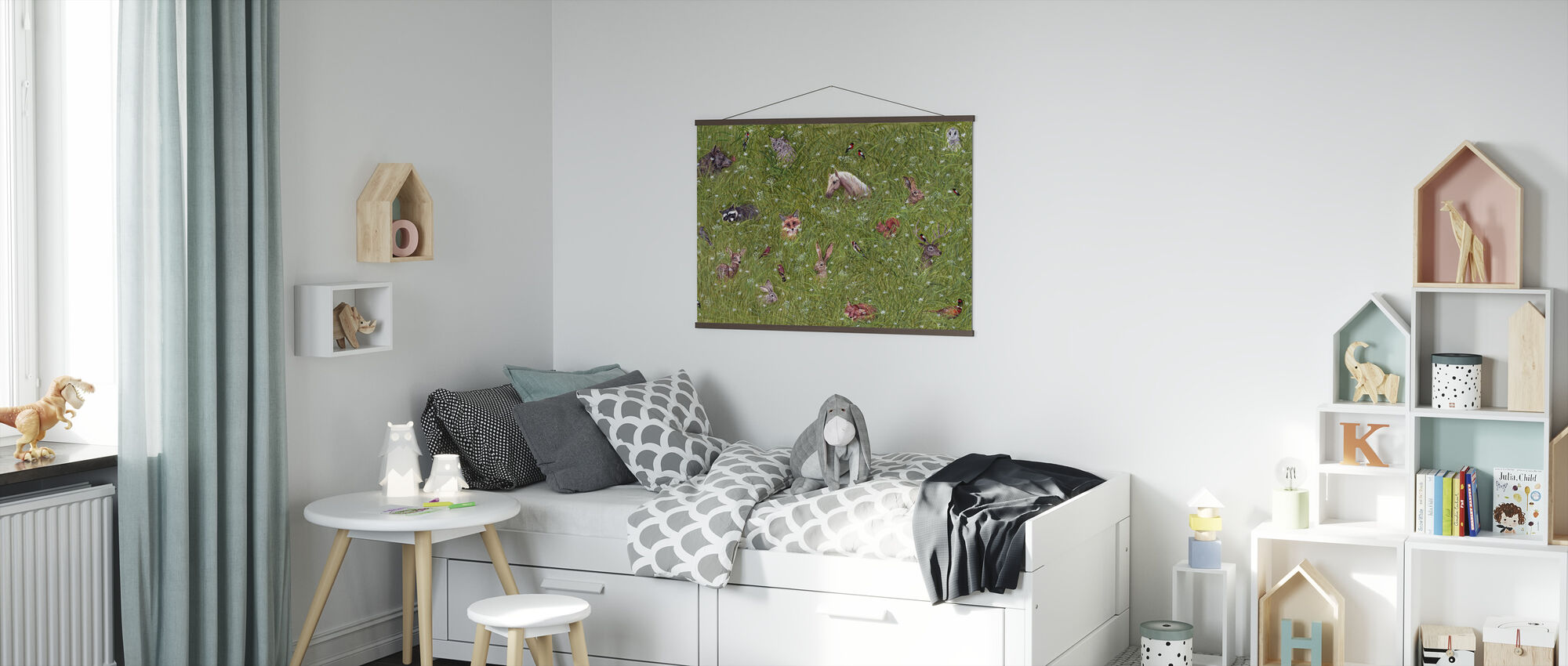 Hideout - Poster - Kids Room