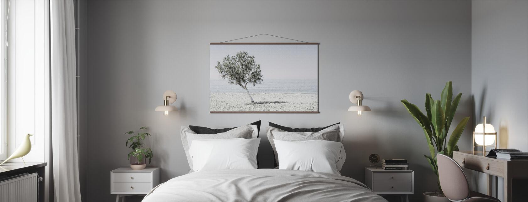 Träd - Poster - Sovrum