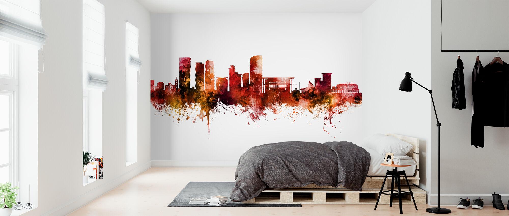 Darwin Australia Skyline - Wallpaper - Bedroom