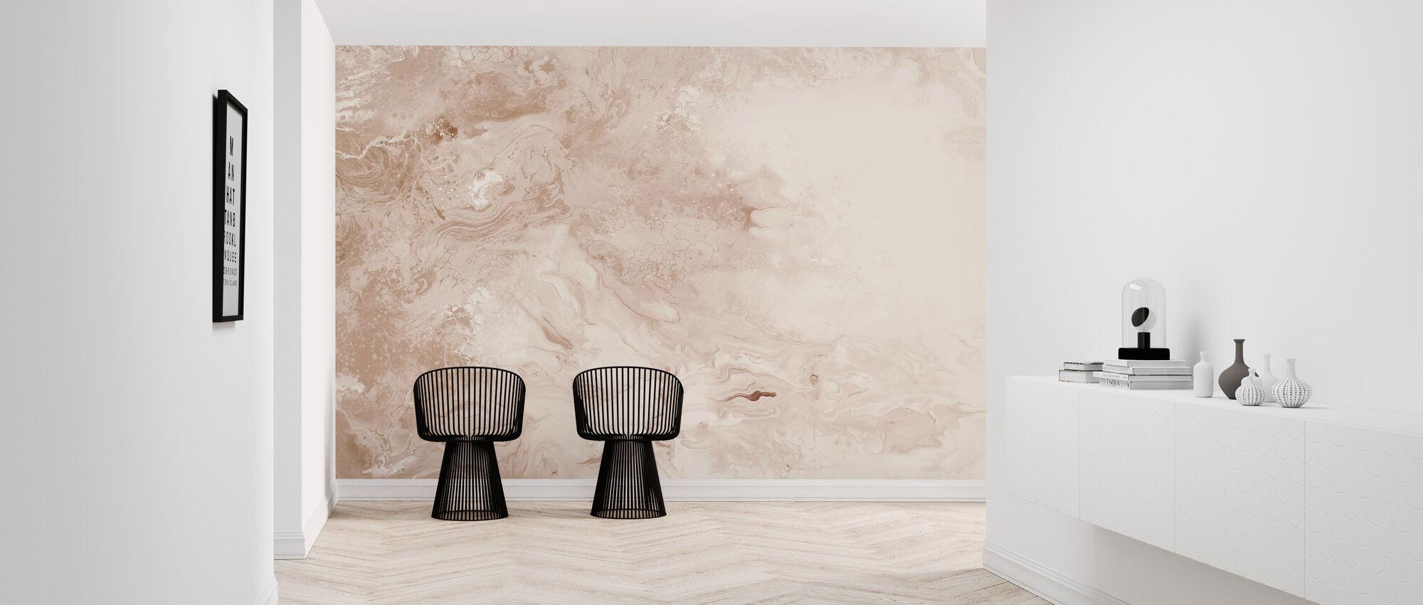 Weave IIII - Wallpaper - Hallway