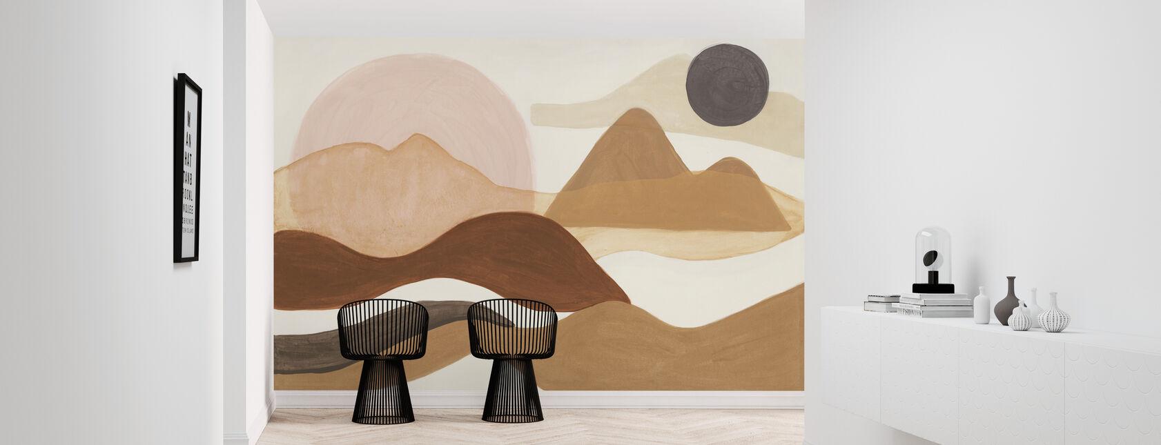 Adobe Boho - Wallpaper - Hallway