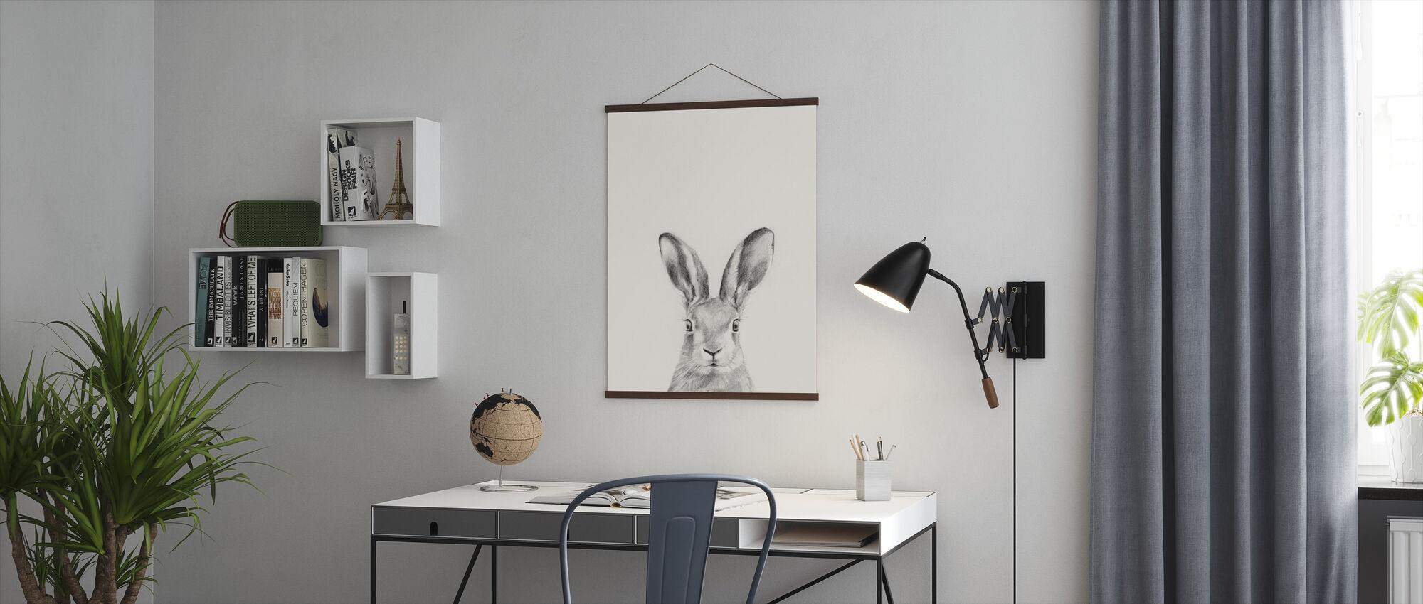 Animal Mug - Poster - Office