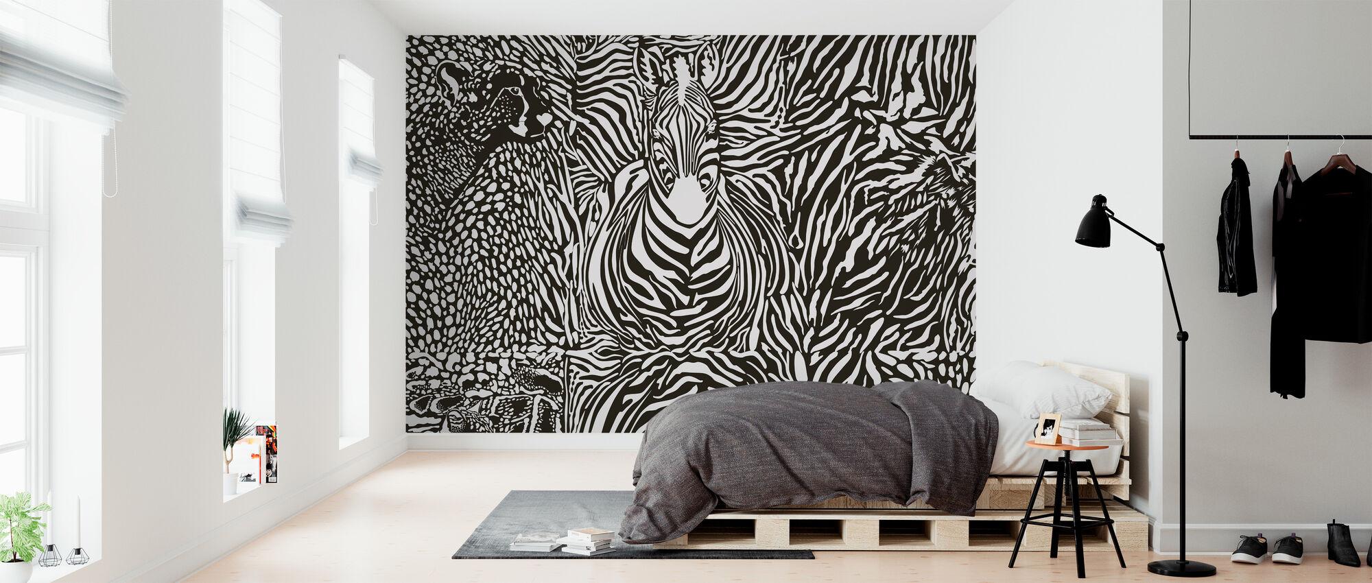 Spirito della natura selvaggia - Carta da parati - Camera da letto
