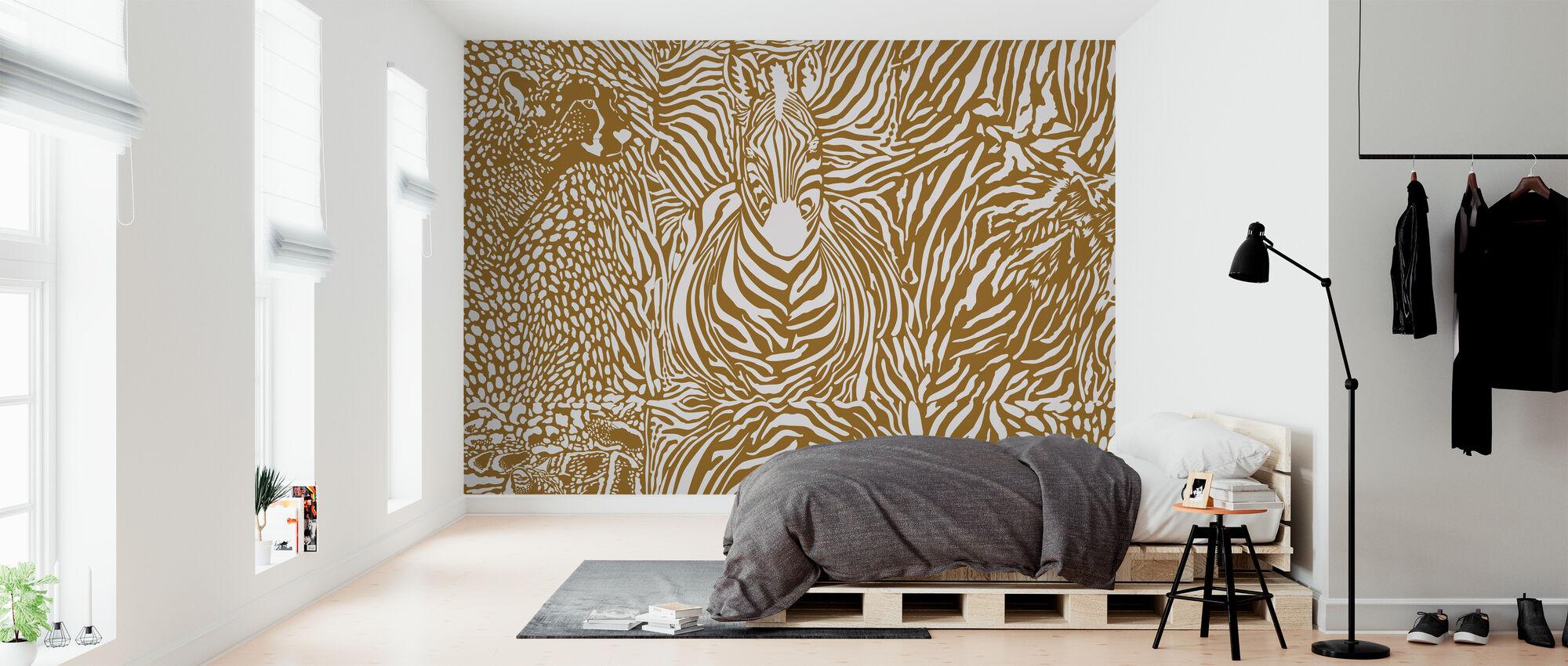 Wilderness Spirit II - Wallpaper - Bedroom