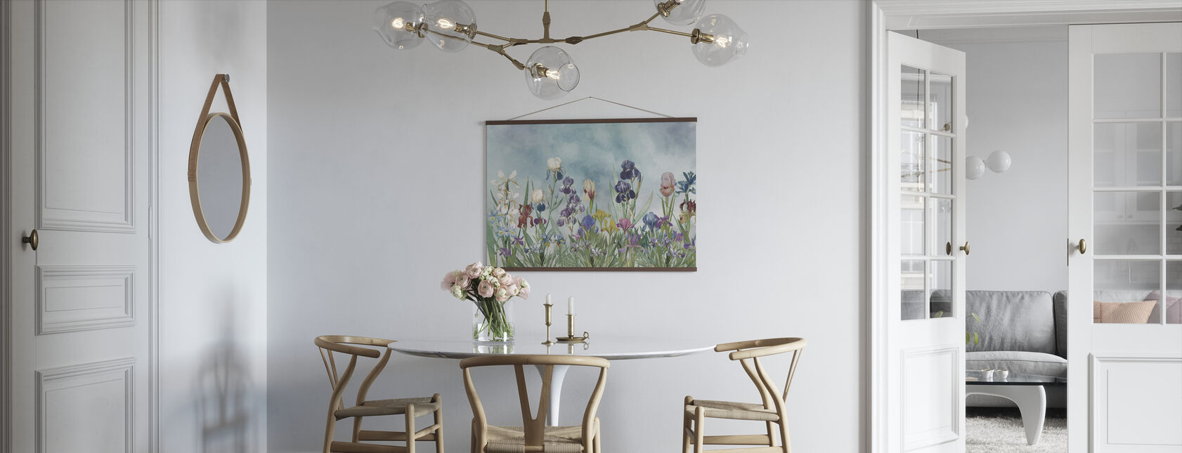 Iris Field - Poster - Kitchen