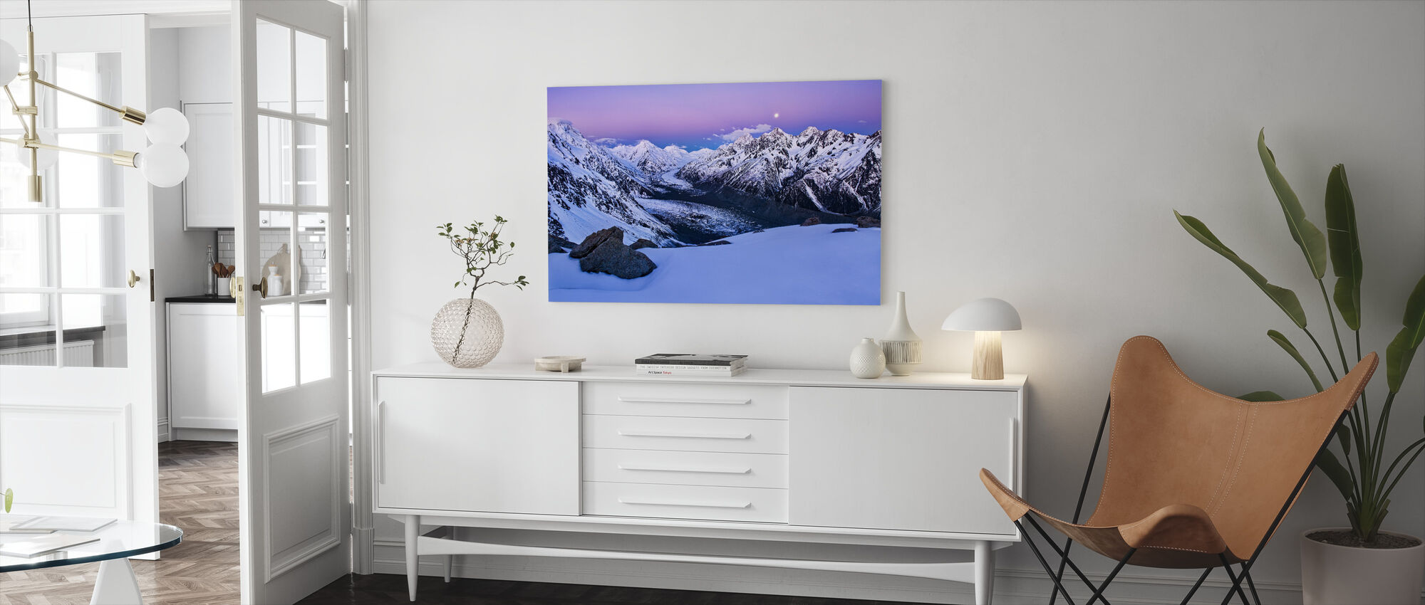 State of Tranquility - Canvas print - Living Room