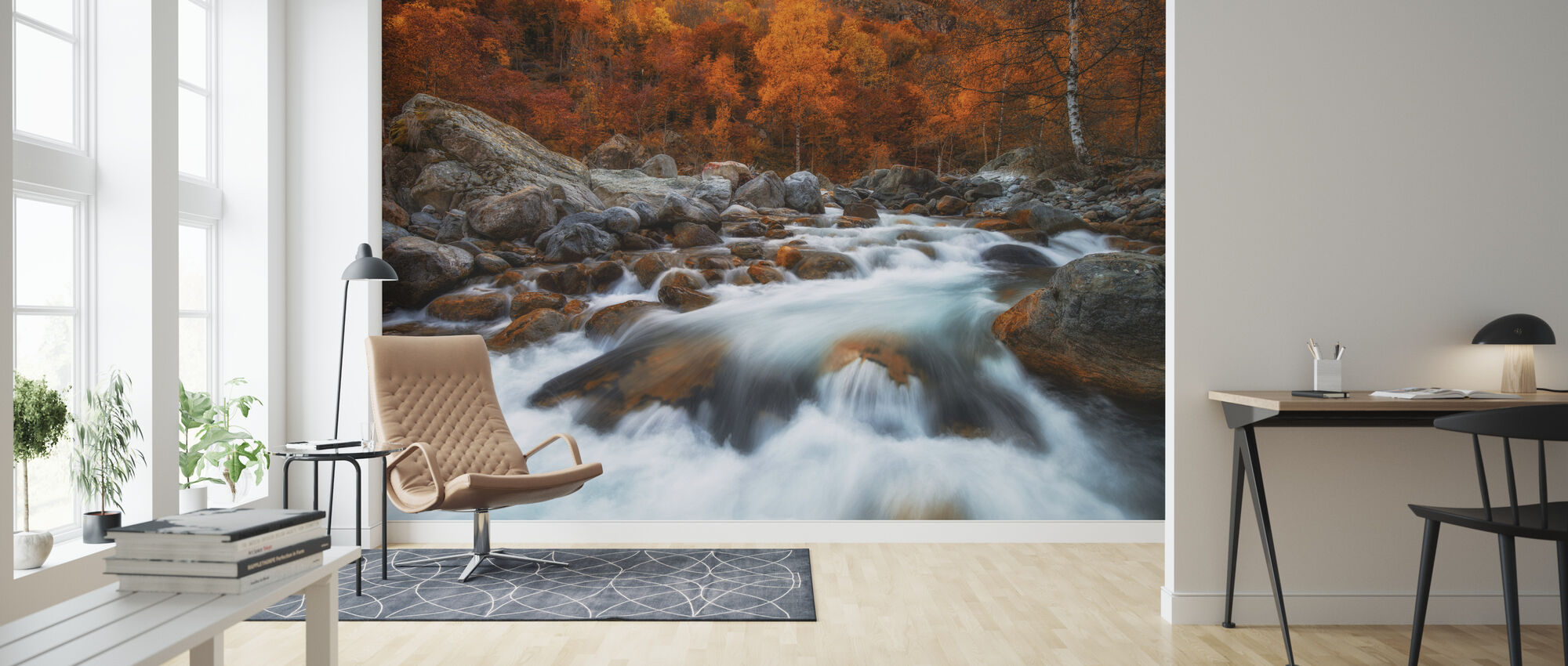 Relax - Wallpaper - Living Room
