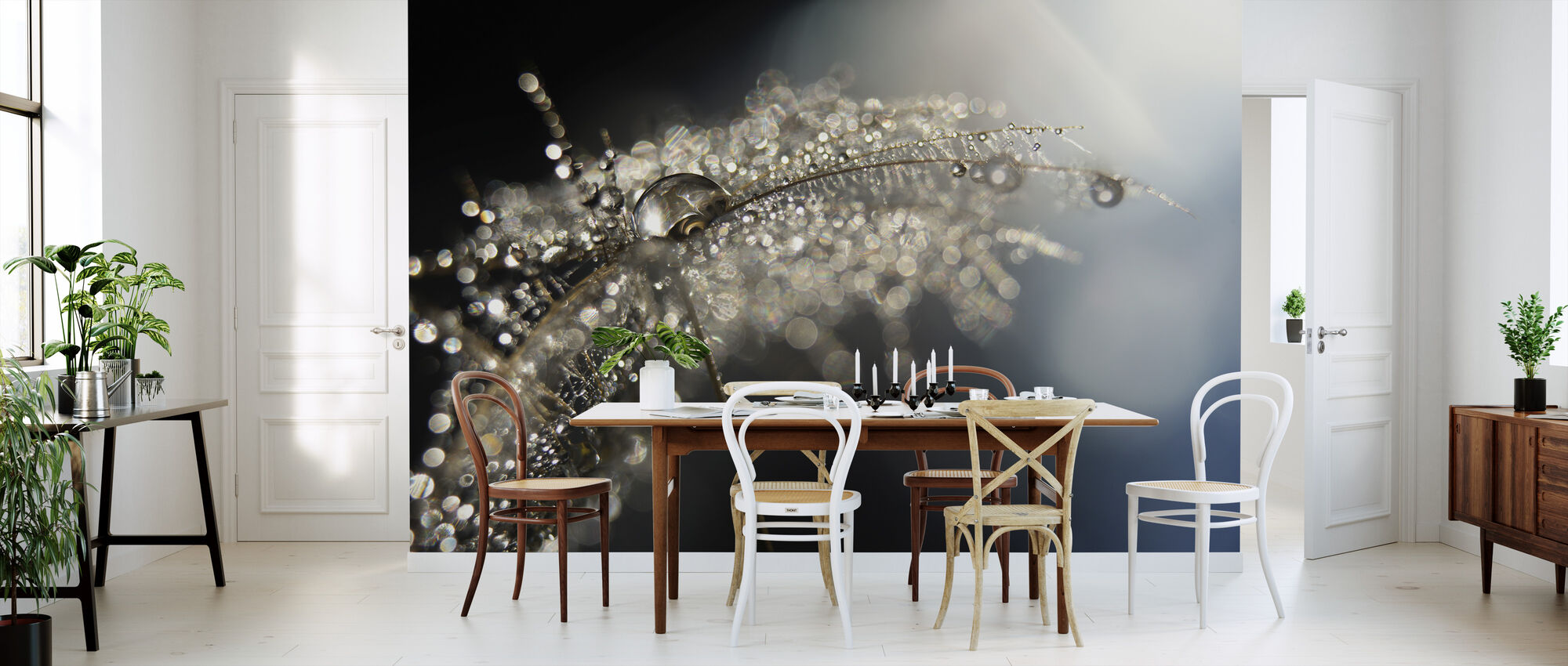 Reflection Explotion - Wallpaper - Kitchen