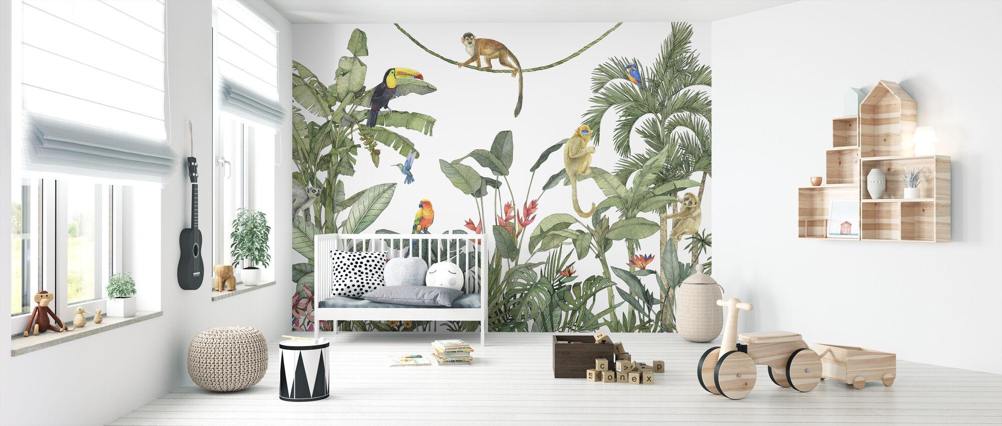 In Harmony - Wallpaper - Nursery