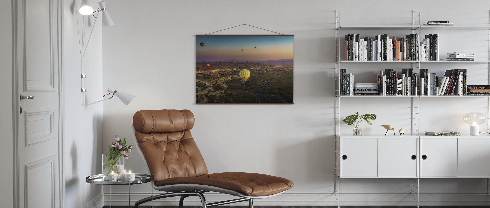 Zero Gravity - Poster - Living Room