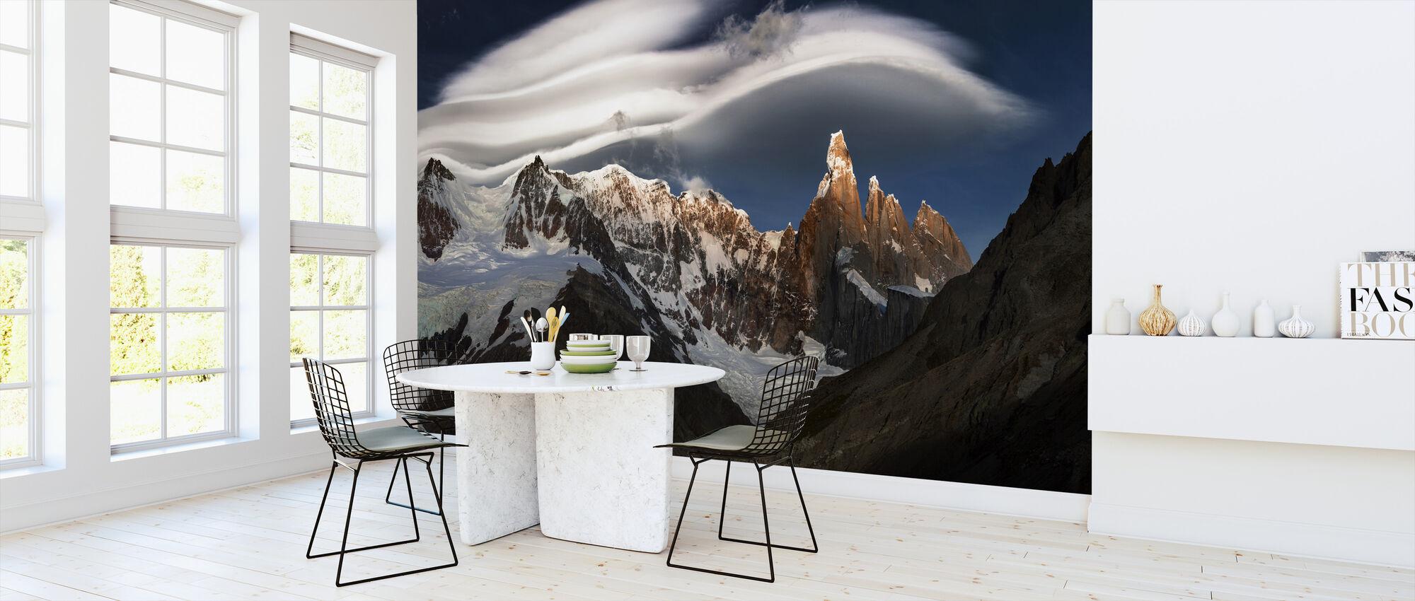 Cerro Torre - Tapet - Kjøkken