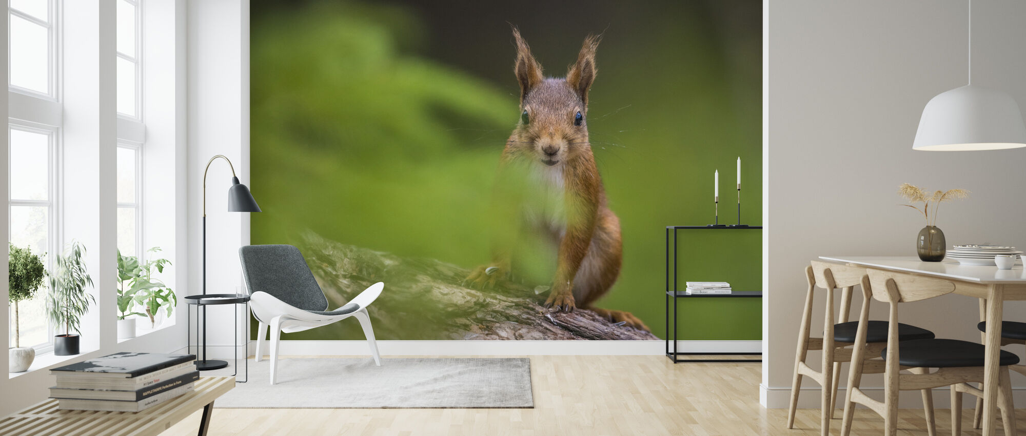 Orava II - Tapetti - Olohuone