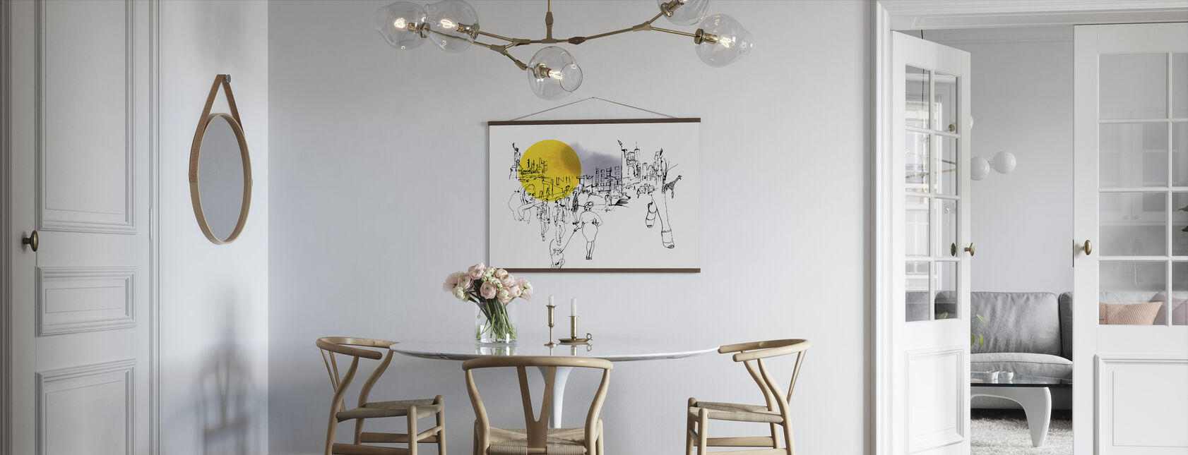 New York City - Poster - Kitchen