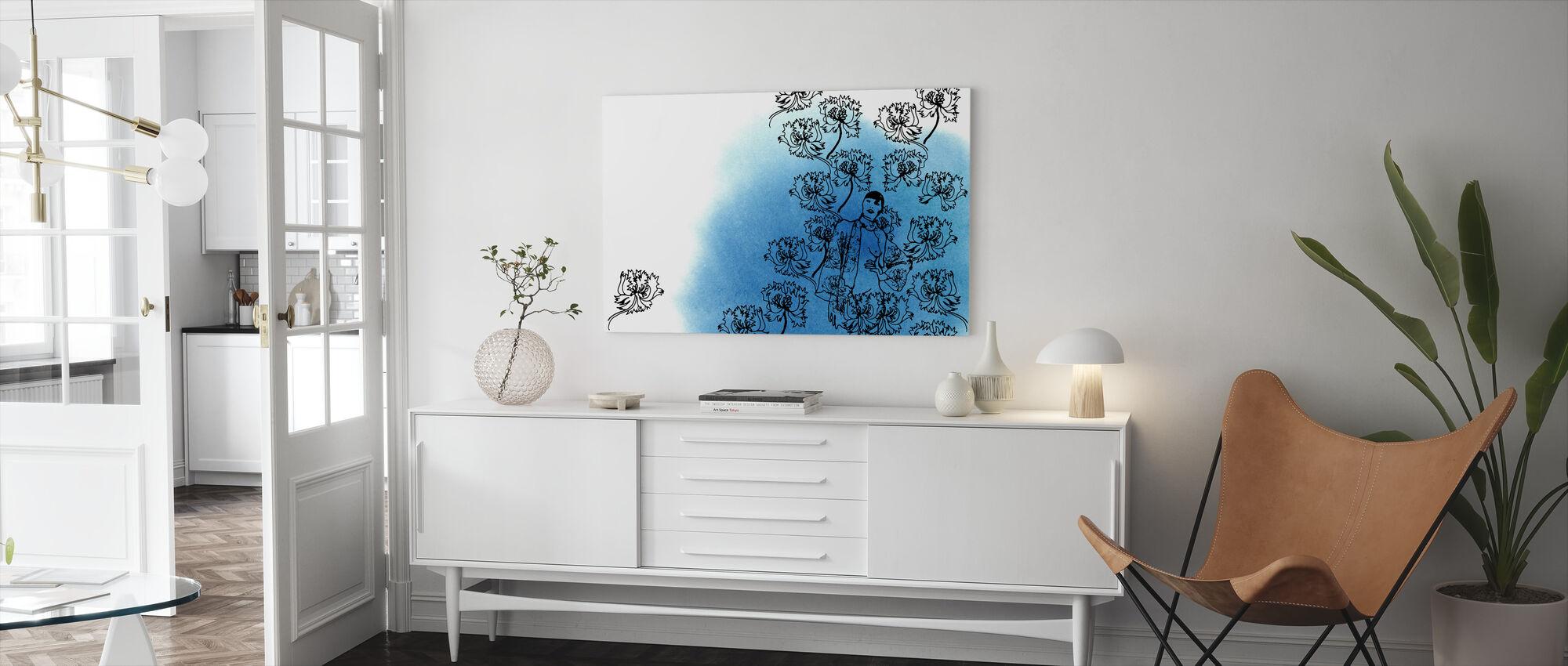 The Roaring Twenties - Canvas print - Living Room