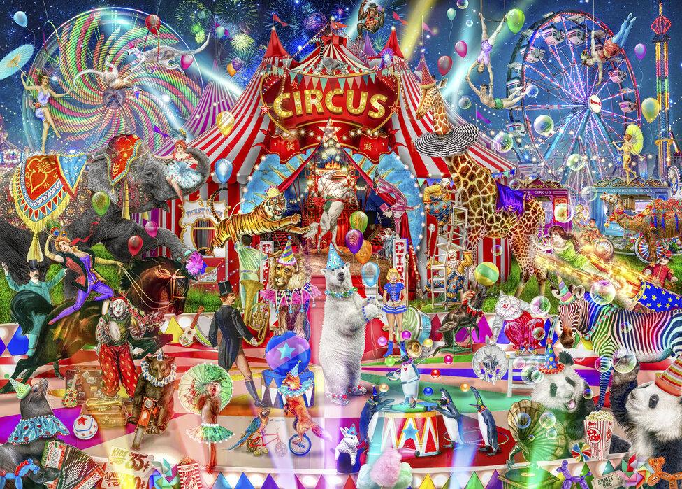 ATARI MEGA STE, LE TOPIC OFFICIEL DU MEILLEUR ST ! - Page 6 Night-at-the-circus